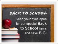 Fiti atenti la oferta noastra speciala Back to School si economisiti ENORM
